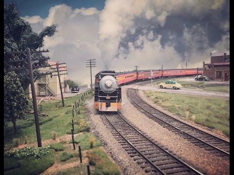 Tribute: Southern Pacific Daylight in O Scale 2 Rail