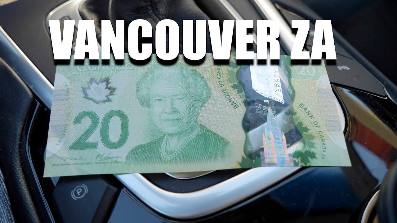 Ania i Marek w Kanadzie cz. 8 – Vancouver za 20 dolarów (ENG subs)