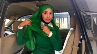 Easy hijab tutorial #59 simple like a student