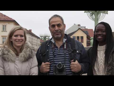 Photo Marathon Ljubljana - Interview Mahmoud Sabbagh
