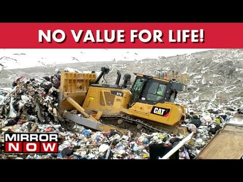 Human Life At Risk Due To Unauthorized Landfills - The News