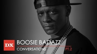 Boosie Badazz On Working With Pimp C & Trill Entertainment