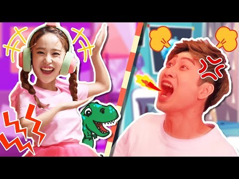 쿵쾅쿵쾅 공룡이 뛰어요 어린이 체조 KBS tv유치원