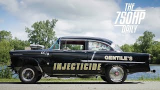 750hp Drag Racer As A Daily Driver? - Carfection thumbnail