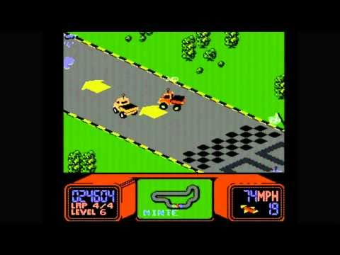Classic Game Room - R.C. PRO-AM for NES review