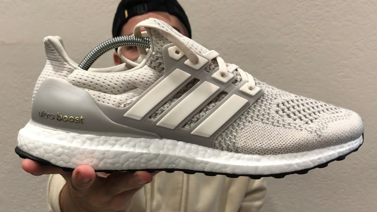 a6a1115ff Honest Opinion - 2018 Ultra Boost 1.0 Cream Chalk Retro - Review and  Comparison to OG