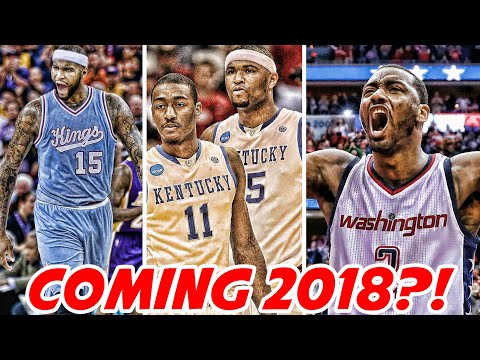 DEMARCUS COUSINS TO WIZARDS IN 2018?! | NBA NEWS