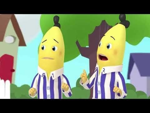 The Babysitting Bananas - Bananas in Pyjamas Full Episode - Bananas in Pyjamas