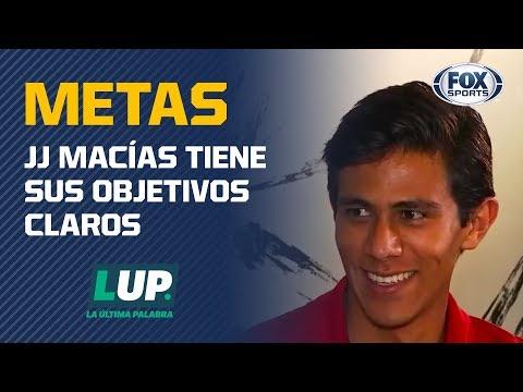 José Juan Macías no hace caso a la crítica y mantiene su mentalidad
