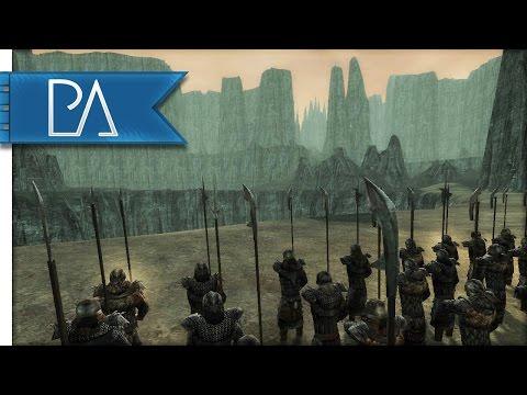 DEFENSE OF MOUNT GRAM - Third Age Total War Gameplay