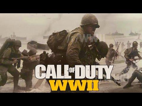 Call of Duty: World War 2 = COD 2017!?