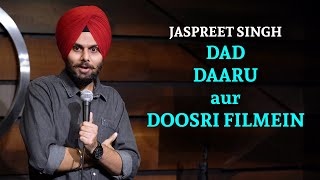 Family Stories -1 | India,US,Canada Tour | Jaspreet Singh Stand-Up Comedy