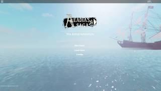 Ein Zelda-ähnliches Spiel auf Roblox   Aeadia es Saga: Die Astralen-Dynastien   Guantlet Demo