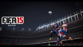 FIFA 15 Demo - Proviamolo + Impressioni - Xbox 360 - Gameplay ITA