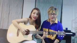 Chưa bao giờ mẹ kể - MIN, Erik- Guitar cover Minh Moon Hà ft Thạch Thảo