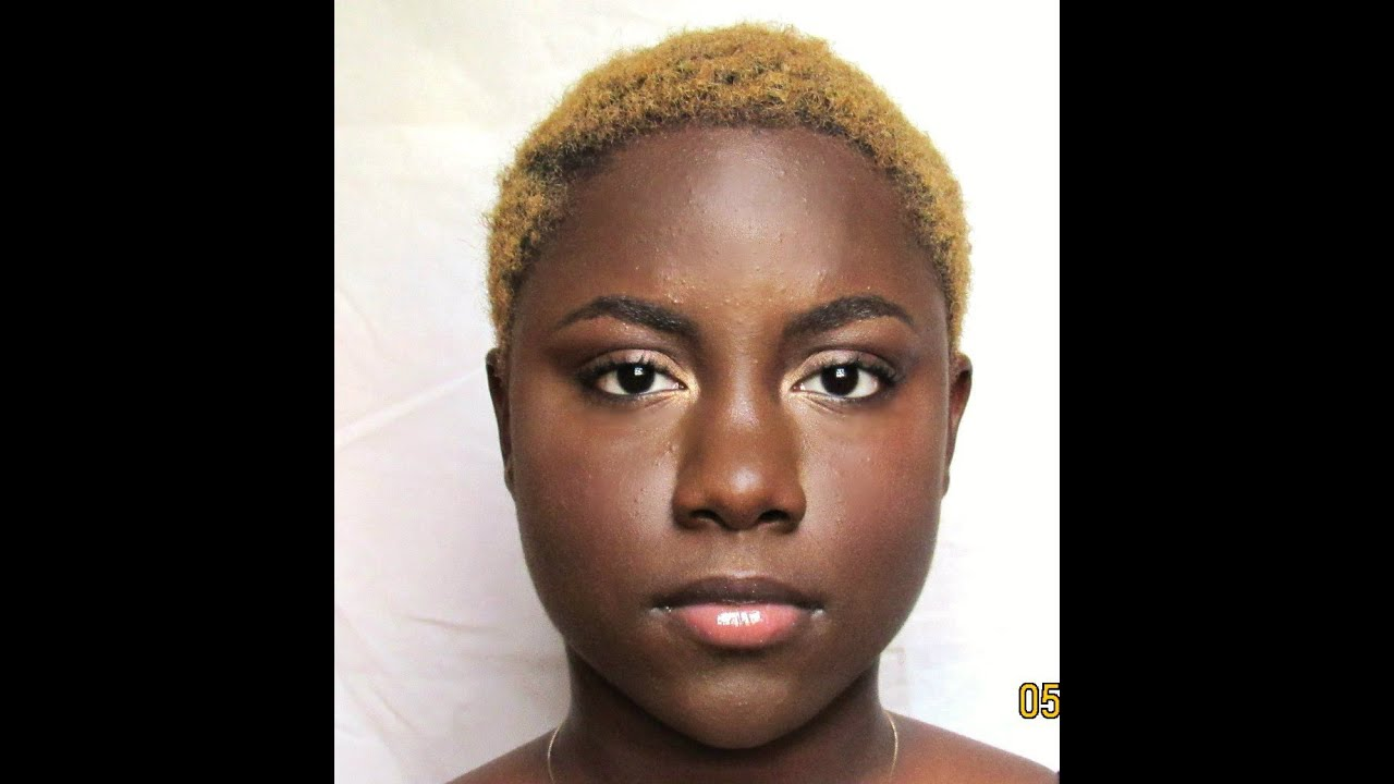 Blonde Twa On Dark Skin Youtube