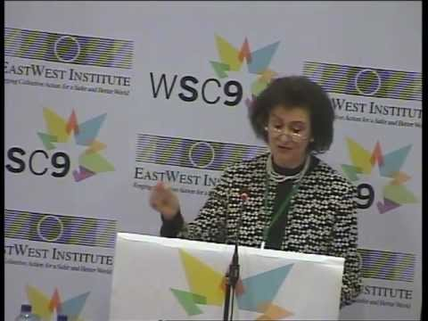 WSC9: NEW DIRECTIONS FOR WATER-ENERGY-FOOD SECURITY POLICIES