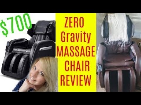 The $700 Zero Gravity massage chair Review by Ootori / Tiny Cooper. Worth the Money?