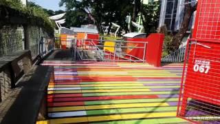Teras Cihampelas, Bandung  Skywalk