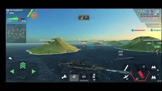 Battle of warship   1 vs 1 KMS…