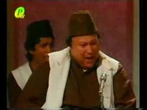 Pooja Karoonga Teri Yaar- Qawwali- Ustad Nusrat Fateh Ali Khan- Part 1