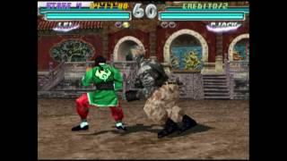 Tekken Tag 1 ( Arcade ) - Lei / Law Playthrough ( Apr 11, 2017 )