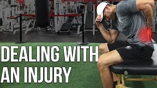 How To Stay Motivated With An Injury