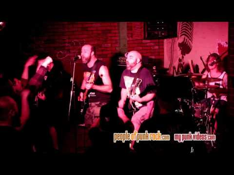 MUTE - Fill the Void @ Bar Le Cactus, Thetford Mines QC - 2016-11-18