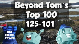 Beyond Tom's 100 - #125-101