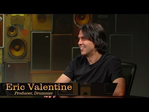 Producer Eric Valentine - Pensado's Place #141