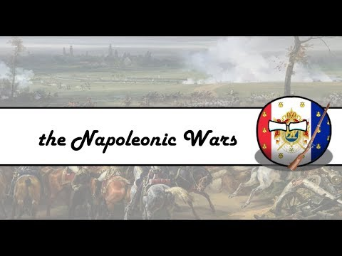 the Napoleonic Wars -  History of Europe