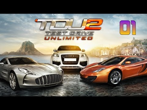 Test Drive Unlimited 2 (PC) 1# - Witamy na Ibizie (Gameplay PL Zagrajmy)
