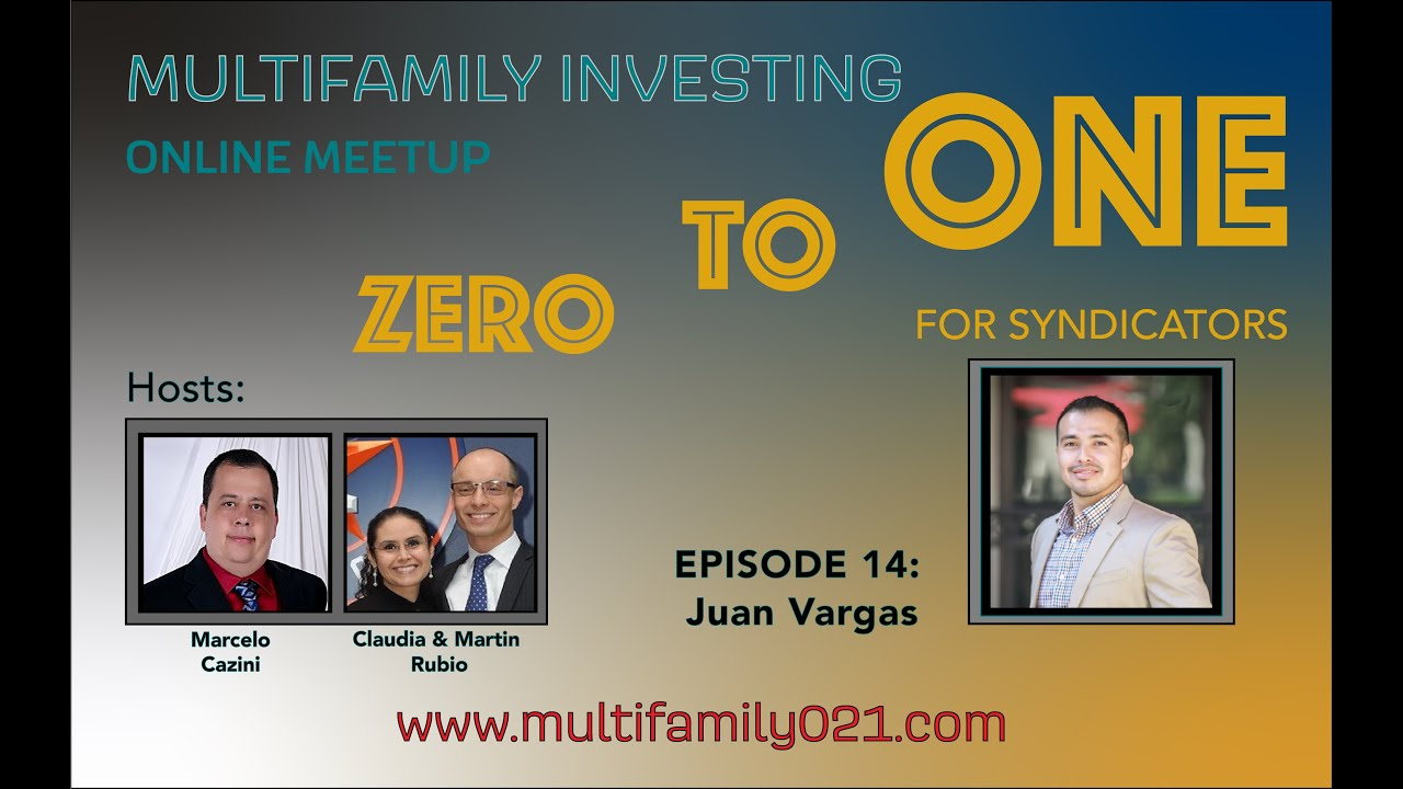 Multifamily Zero-to-One - Episode 14 - Getting Started in ...