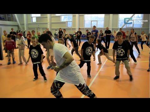 Участник шоу Танцы на ТНТ провел в Смоленске мастер-класс