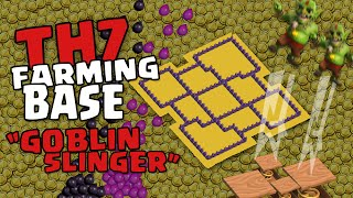 Clash of Clans | Town Hall 7 Farming Base |
