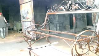 видео скамейка для сада купить