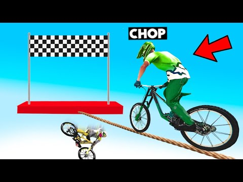 Download EXTREMELY DIFFICULT TIGHTROPE OF DEATH RACE CHALLENGE
