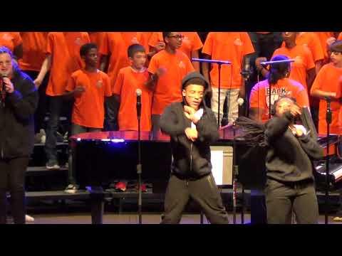 Choral Extravaganza 2018 – Warner Robins Middle School Chorus