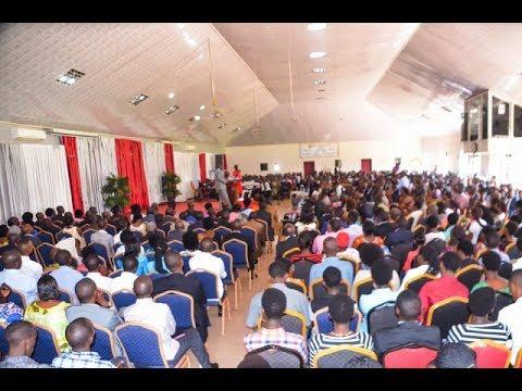 FOURSQUARE GOSPEL CHURCH OF RWANDA CROSSOVER NIGHT 2018  (31/12/2017)