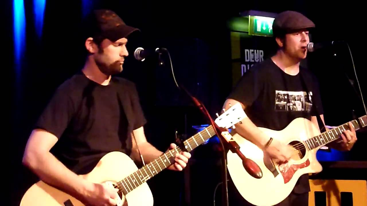 Tony Sly - Joey Cape Chemical Upgrade - The Contortionist