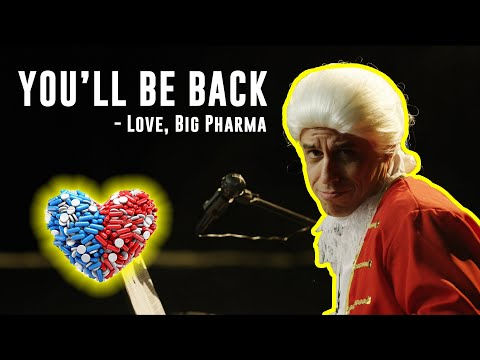 You'll Be Back | A Hamilton Pharma Love Song | ZDoggMD.com