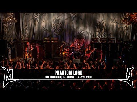 Metallica: Phantom Lord (MetOnTour - San Francisco, CA - 2003) Thumbnail image
