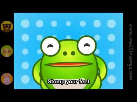 Tiếng Anh trẻ em   Dạy trẻ em qua bài hát karaoke