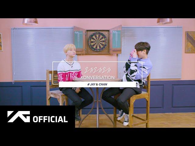 iKON - '왜왜왜 (Why Why Why)' KONVERSATION EP.1 (JAYxCHAN)