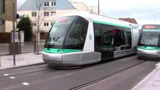 Transports : le tramway entre Vélizy et Châtillon inauguré samedi