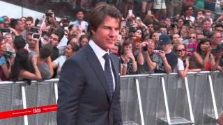 Mission: Impossible: Rogue Nation: New York Premier Cast Arrivals - Tom Cruise