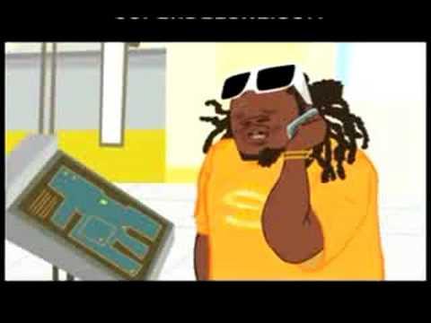 Best Akon T-Pain Snoop Dogg Cartoon (w/ instrumentals edited)