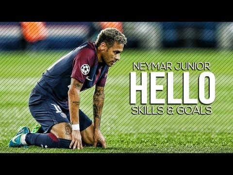 Neymar jr ▶ Hello ft. Adele ● Magical Skills & Goals 2018 | HD