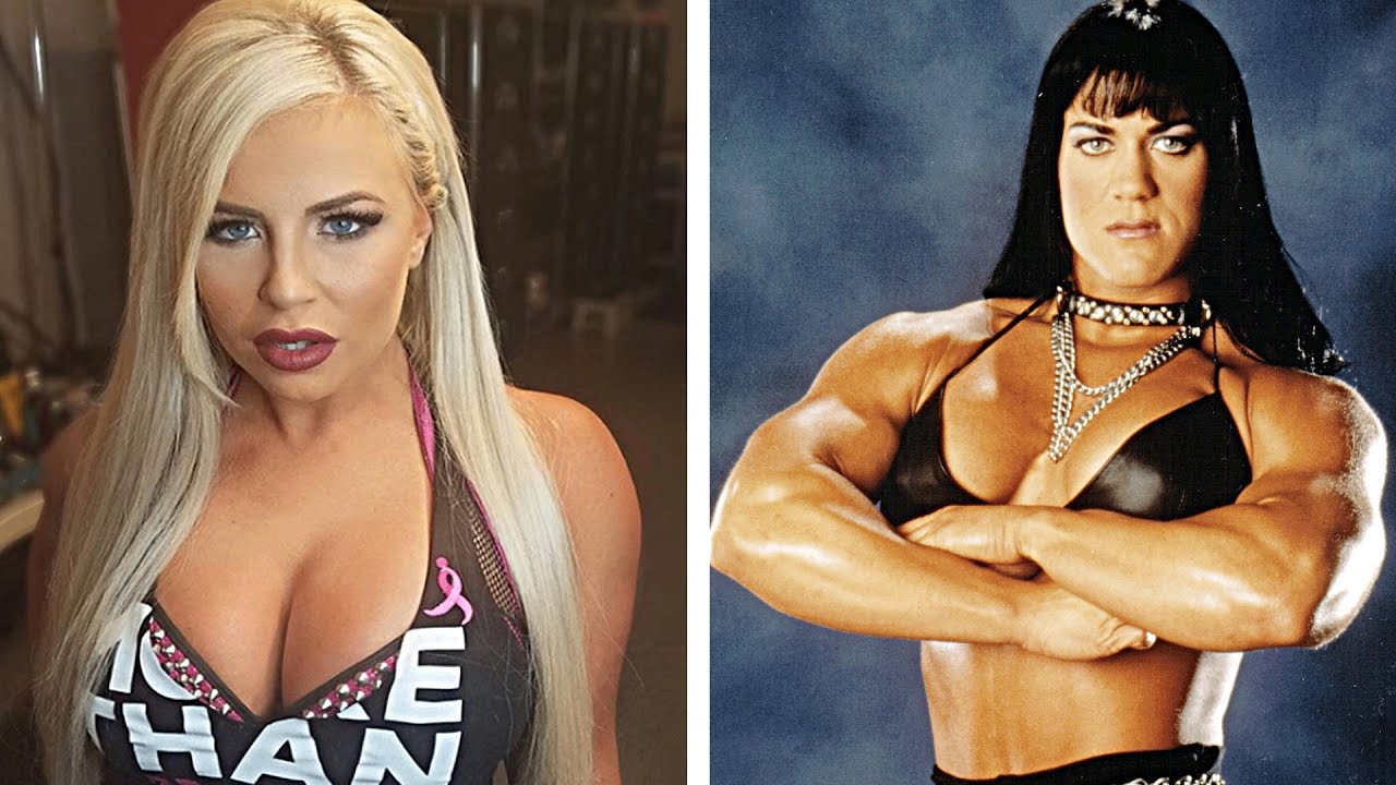 5 strongest women wrestlers