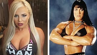 5 strongest women wrestlers in wwe history